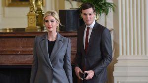 Ivanka Trump och Jared Kushner