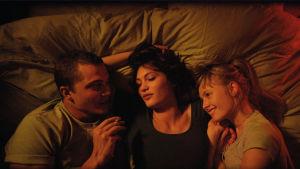 Murphy, Electra och Ona.