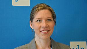 Kia Leidenkus, sakkunnig på Kommunförbundet