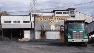 Casey-Kassa Coal i Luzerne County, Pennsylvania
