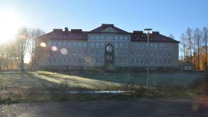 Raseborgs nya stadshus.