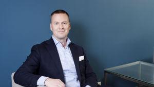 Mika Kuismanen är chefsekonom på Företagarna i Finland