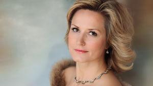 Operasångerskan Camilla Nylund