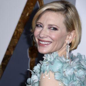 Cate Blanchett på Oscarsgalan 2016.