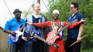 Li'l Ed and the Blues Imperials.