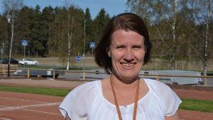 Pia Lindfors.