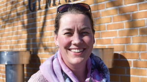 Rektor Petra Blomqvist