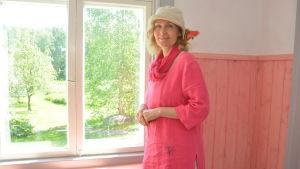 Anna Rehn, föreståndare för Rosengårdens barnträdgård.