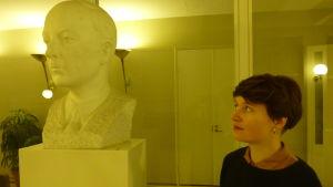 Susanna Hast är arbetslös doktor i samhällsvetenskap