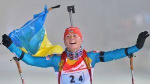Vita Semerenko, januari 2013.