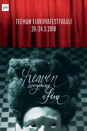 Teeman elokuvafestivaalin 2018 juliste