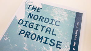 Rapporten The Nordic digital promise