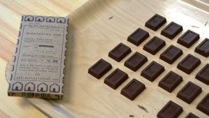 Lilla Chokladfabrikens Madagascarchoklad.