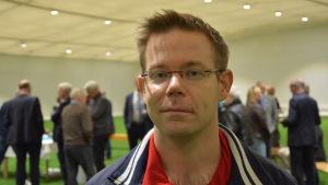 Profilbild på Mikael Bergendahl.