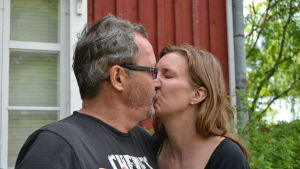 Peter och Magdalena Snickars