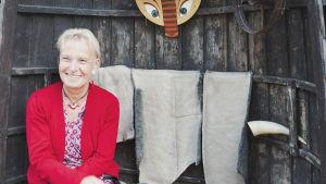 Galleri Gottorpin omistaja Stina Engvall