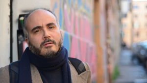 Den italienska läraren och forskaren Christian Raimo.