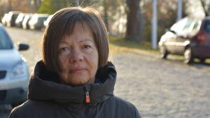 Kristina Ström är professor i specialpedagogik vid Åbo Akademi i Vasa.