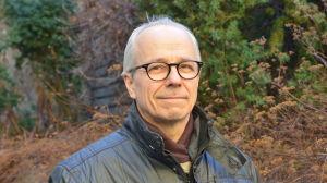 Miljövårdsinspektör Petri Huovila vid Pargas stad.