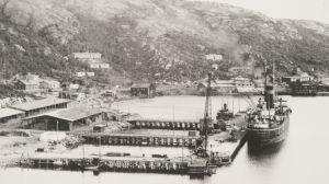 Liinahamarin satama 1941-1944