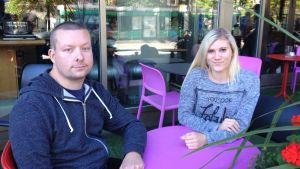 Helmis och Mikko har FASD.