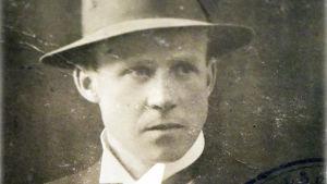 Lars Eklundh år 1918.