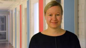 Anna Forsman. docent i mental folkhälsa.