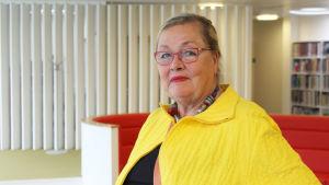 Hannele Helkama- Rågård är inredningsarkitekt