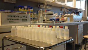 Laboratorium vid Helsingfors universitet/Miljövetenskapliga institutionen i Vik