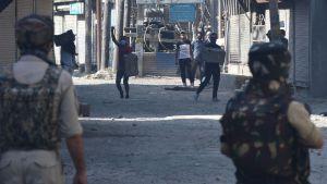 Amnesty har bland annat fäst uppmärksamhet vid den indiska arméns brutala tag mot muslimer i delstaten Jammu och Kashmir.