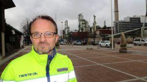 Nestes raffinaderi i Sköldvik