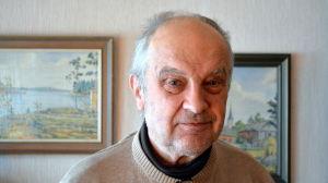 F.d. chefredaktör för Östra Nyland, Kim Wahlroos.