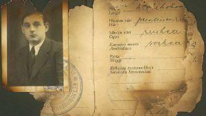Affärsmannen Hans Edward Szybilski flydde från Tyskland, kom via Sverige, Tyskland igen, Danmark, Norge, Sverige igen, Finland 1.12.1938.
