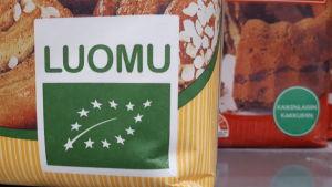 Luomo är en ekologisk märkning.