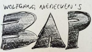 BAP:s logo från första skivan