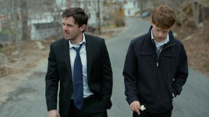 Casey Affleck ja Lucas Hedges elokuvassa Manchester by the Sea