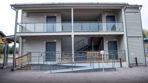 Siscon rakentama asuintalo Porvoossa.