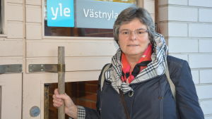 Gabi Erroll, ställföreträdande direktör för Västra Nylands sjukvårdsområde.
