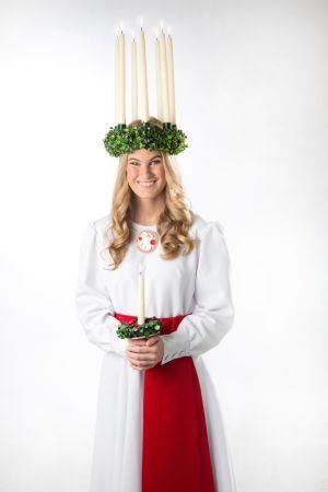 Finlands lucia 2015 Sonja Lehto