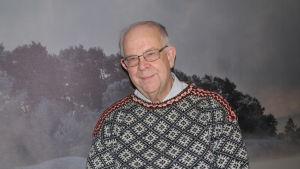 """Bo """"Bosse"""" Ahlnäs, Iniös kommundirektör som var allt i allo i kommunen"""