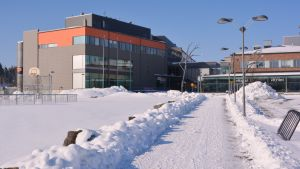 Bild på Konstfabriken i Borgå.