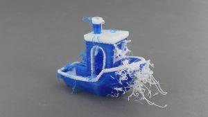 3D-tulostettu leluvene