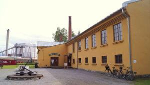 Jakobstads cikoriamuseum.