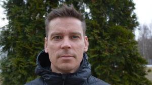 Petri Vuorinen, tränare för VPS.