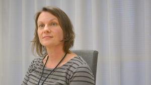 Rosita Säisä är inspektör vid Regionförvaltningsverket i Västra och Inre Finland.
