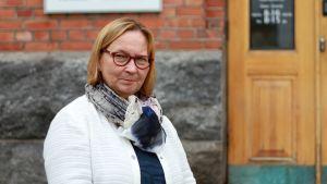 Stadsdirektör Kristina Stenman
