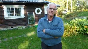 Ulf Johansson (SFP), fullmäktigeledamot i Esbo.