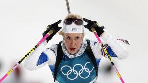 Laura Toivanen, OS 2018.