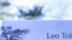 Leo Tolstoij i finsk översättning Sota ja rauha