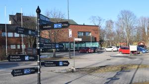 Kommungården i Ingå